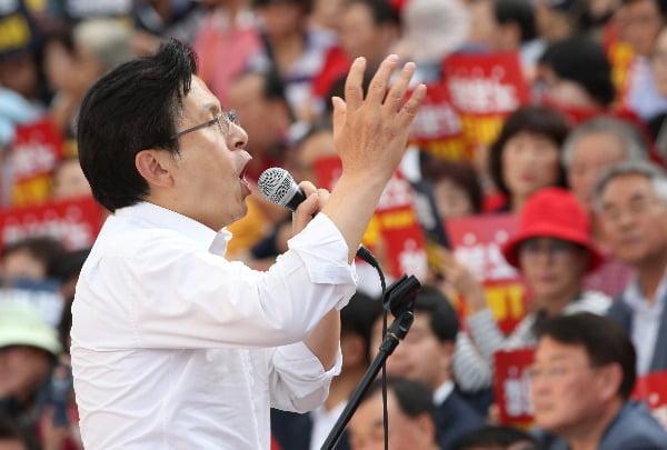 황교안 자유한국당 대표/사진=연합뉴스