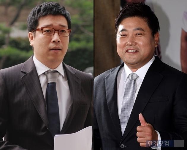 강병규, 양준혁/사진=한경DB