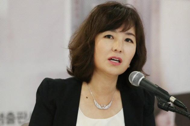 공지영 '우리가 조국이다' / 사진 = 연합뉴스