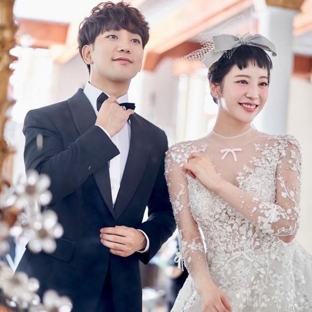 엠블랙 지오 배우 최예슬 결혼 /사진=지오 SNS