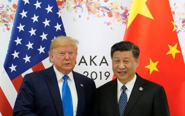 지난 6월 만났던 도널드 트럼프 미국 대통령과 시진핑 중국 국가주석(사진=연합뉴스)