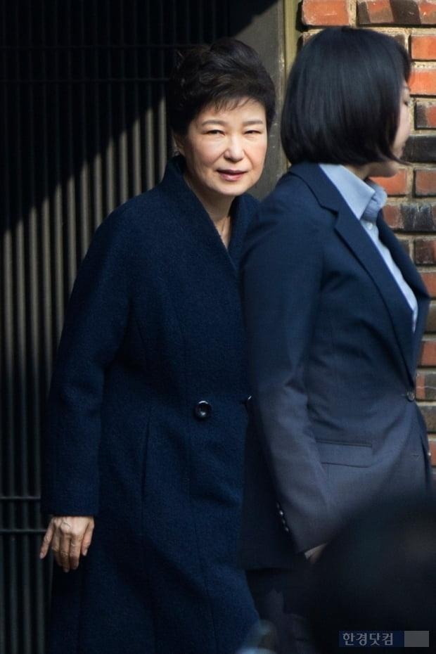 박근혜 전 대통령 /사진=한경DB