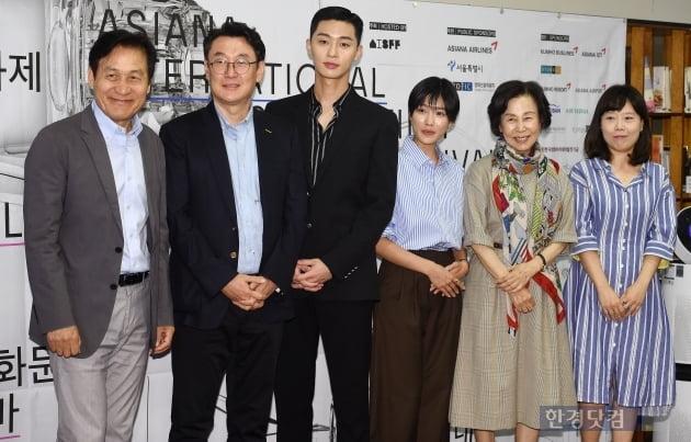 [포토] 제17회 아시아나국제단편영화제 대박 기원하며