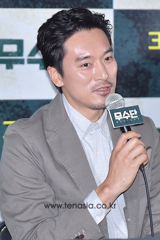 배우 김민준. /텐아시아 DB