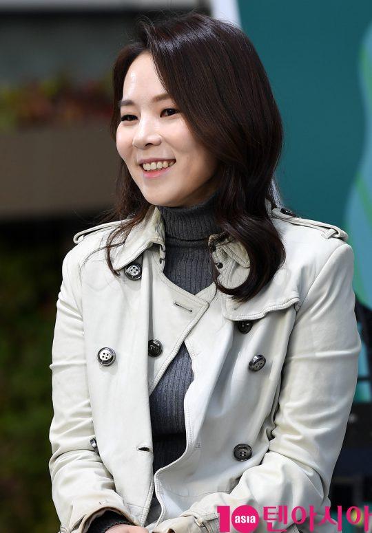작가 겸 방송인 곽정은. /텐아시아DB