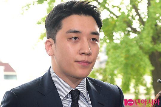 빅뱅 전 멤버 승리./ 텐아시아 DB