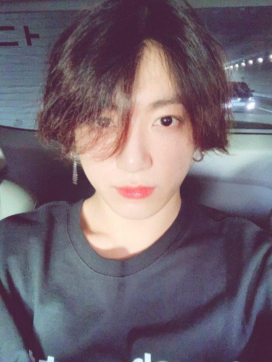 그룹 방탄소년단의 정국. / 방탄소년단 공식 SNS