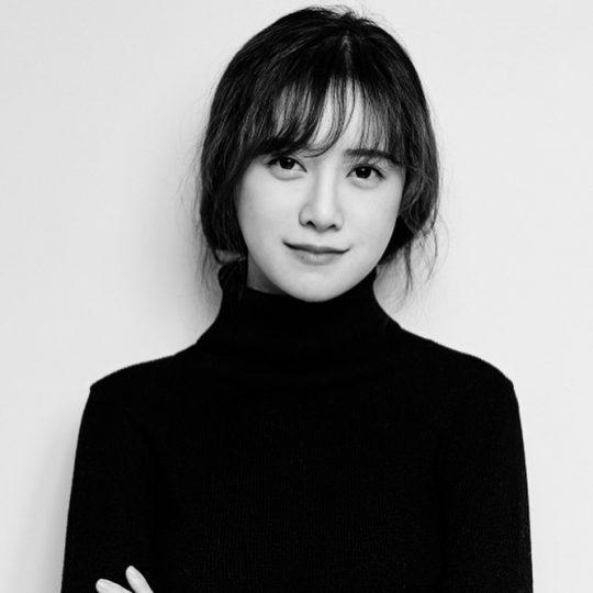 배우 구혜선. /