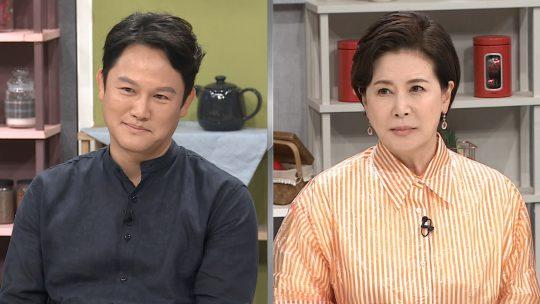 배우 강성진(왼쪽), 박정수./사진제공=JTBC