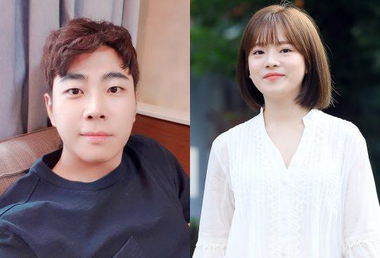이욱 W재단 이사장(왼쪽), 가수 벤. /사진=이욱 이사장 인스타그램, 텐아시아DB