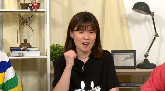 KBS 2TV '옥탑방의 문제아들'에 출연하는 개그우먼 박지선. /사진제공=KBS