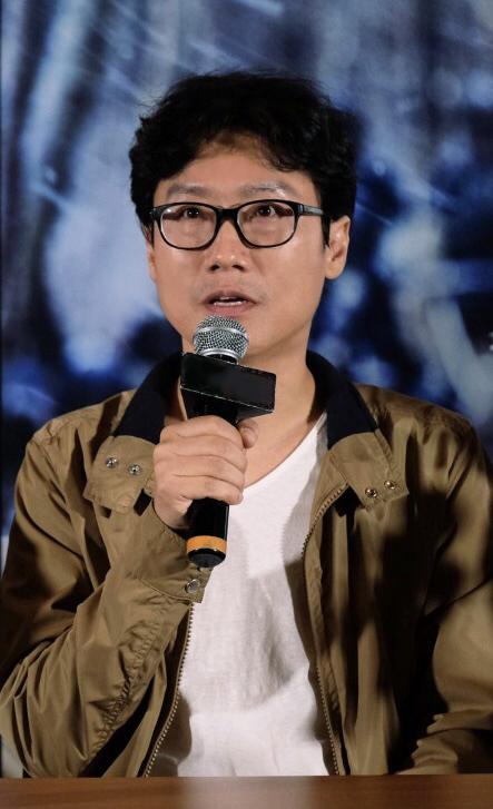 황동혁 감독. /사진제공=넷플릭스