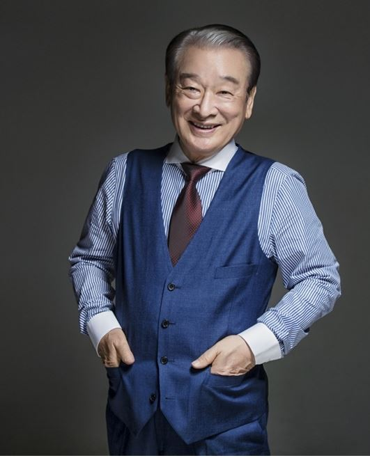 KBS 쿨FM '박은영의 FM대행진'에 출연하는 배우 이순재. /사진제공=KBS