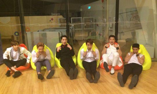 2PM./ 사진=옥택연 인스타그램