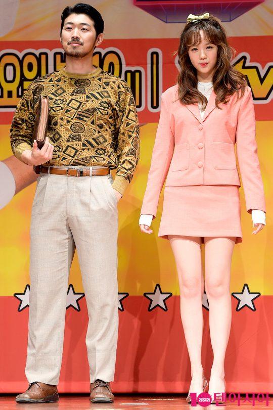 배우 박규남, 지예은