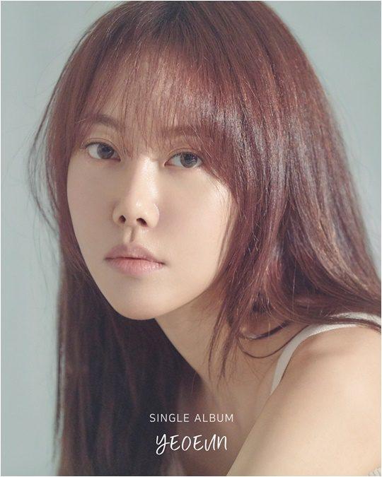 가수 여은./ 사진제공=SG MADE