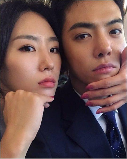 가수 강남 인스타그램 캡처.