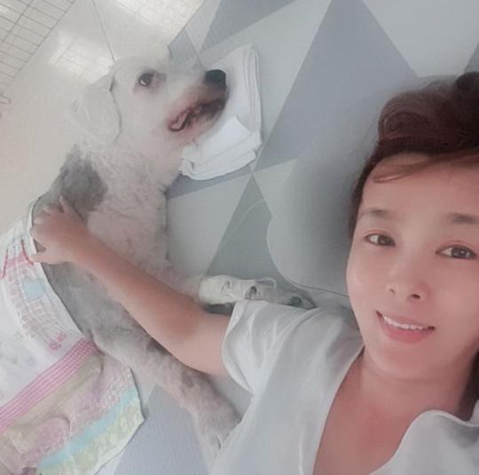 사진=김원희 인스타그램