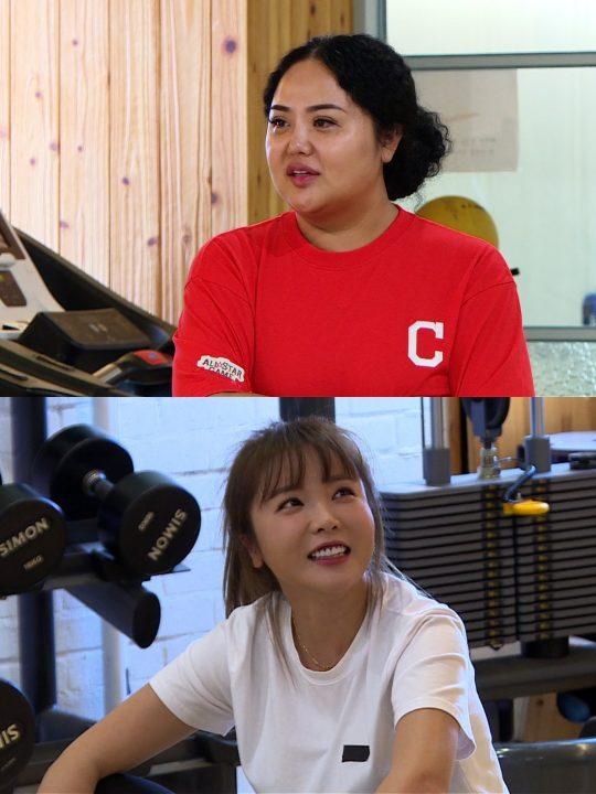 '미운 우리 새끼' 홍진영, 홍선영 / 사진제공=SBS