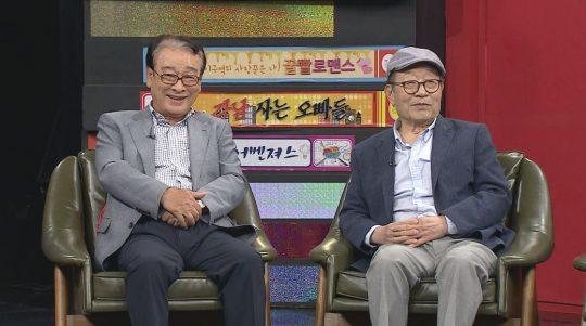 '비디오스타' 이순재, 63년 연기 경력의 특별한 암기법 공개