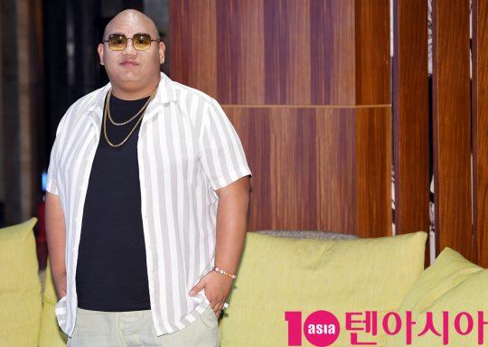 영화 '스파이더맨: 파 프롬 홈'에서 스파이더맨의 절친인 네드역을 연기한 제이콥 배덜런(Jacob Batalon)이 11일 서울 여의도 콘래드호텔에서 진행된 텐아시아 인터뷰에 참석하고 있다.