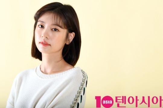 SBS예능 '리틀 포레스트'에 출연 중인 배우 정소민이 서울 중구 청파로 한경텐아시아 스튜디오를찾았다.