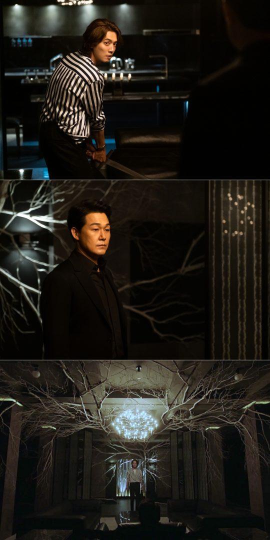 '악마가 너의 이름을 부를 때' 스틸. /사진제공=tvN