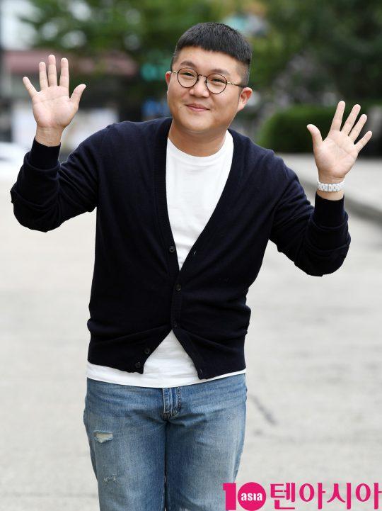 방송인 조세호가 14일 오후 서울 여의도동 KBS별관에서 열린 KBS2 '해피투게더' 녹화에 참석했다.