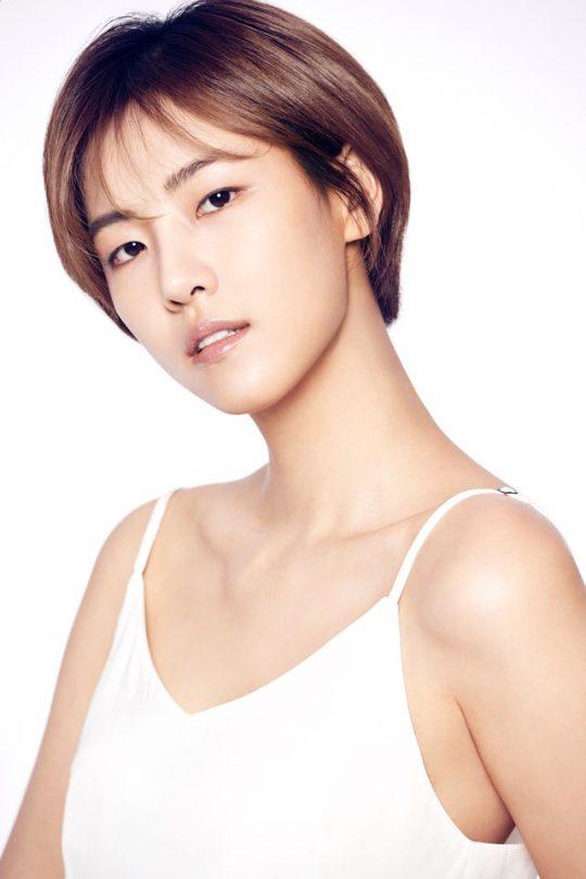 '아스달 연대기' Part3 아스, '그 모든 전설의 서곡'에 출연하는 배우 배다빈. /사진제공=SM C&C