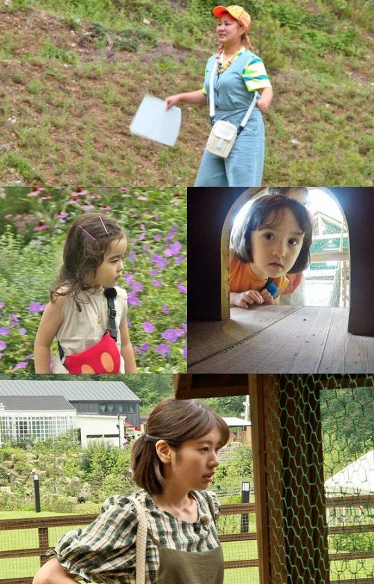 SBS 월화예능 '리틀 포레스트 : 찍박골의 여름' 스틸컷. /사진제공=SBS