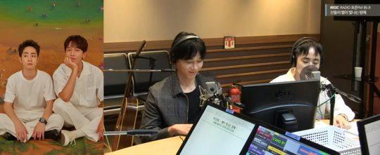 남성듀오 1415. / 제공=유니버설뮤직, MBC 라디오