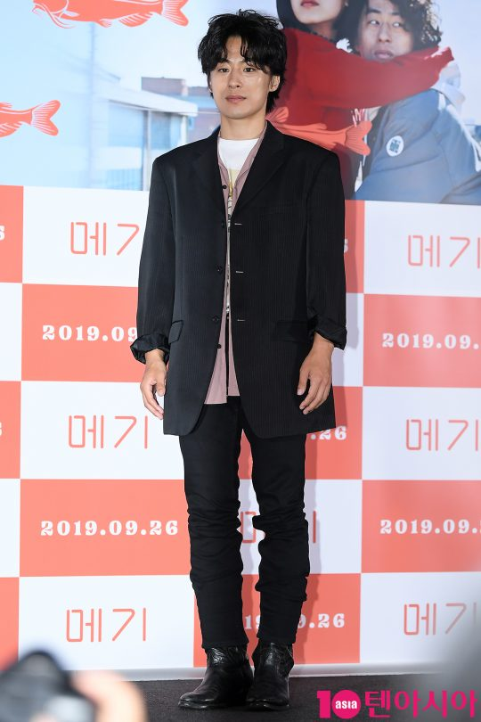 배우 구교환은 이번 영화 주연을 맡았을 뿐 아니라 프로듀서, 각본, 편집을 겸했다. /이승현 기자 lsh87@
