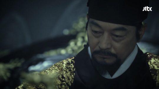 '조선혼담공작소 꽃파당' 조성하, 선왕役으로 짧지만 강렬한 등장