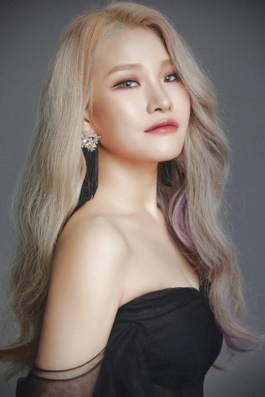 가수 손승연. / 제공=앰프 라이브
