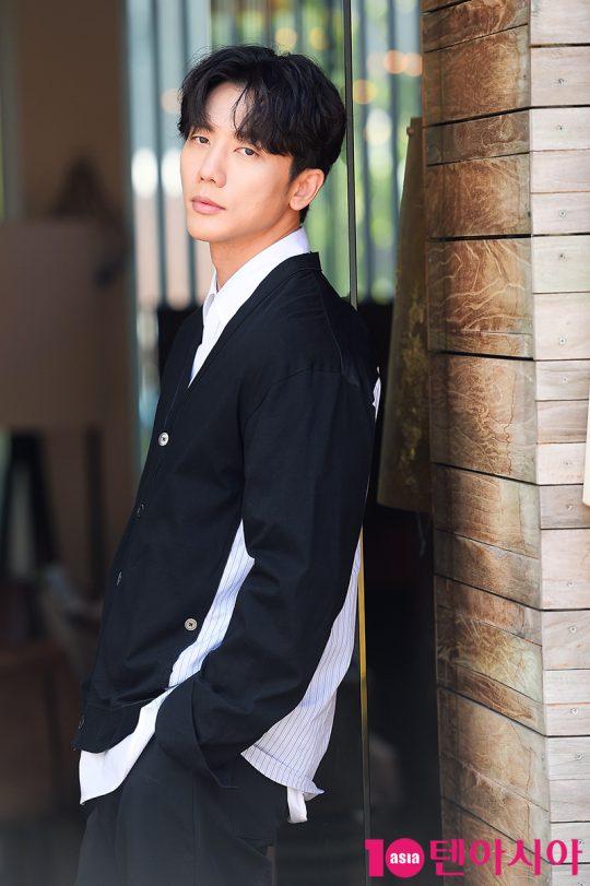 지난 22일 종영한 KBS2 주말드라마 '세상에서 제일 예쁜 내 딸'에서 출판사 편집장 김우진을 연기한 배우 기태영. / 서예진 기자 yejin@