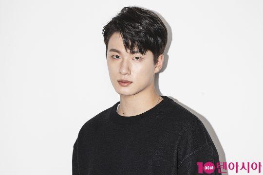 최근 종영한 JTBC 드라마 '열여덟의 순간'에서 마휘영 역으로 열연한 배우 신승호. / 이승현 기자 lsh87@