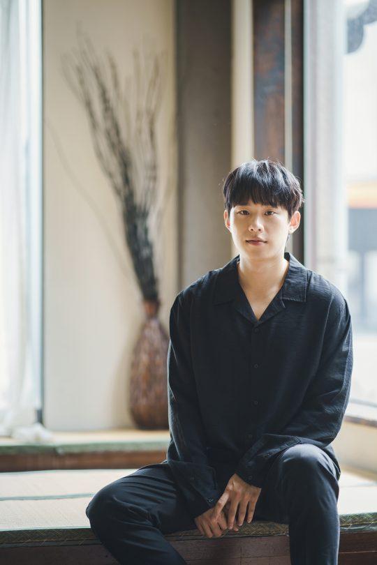 영화 '장사리: 잊혀진 영웅들'에서 학도병 기하륜 역으로 열연한 배우 김성철. /사진제공=워너브러더스 코리아