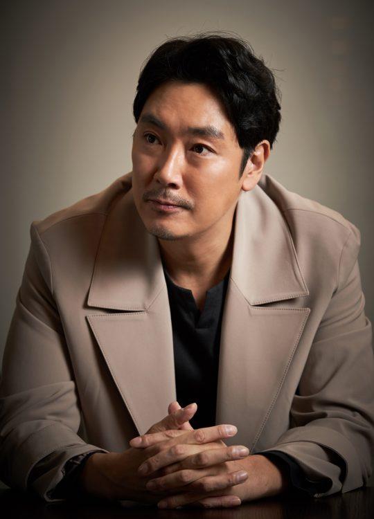 영화 '퍼펙트맨'에서 꼴통 건달 영기를 연기한 배우 조진웅./ 사진제공=쇼박스