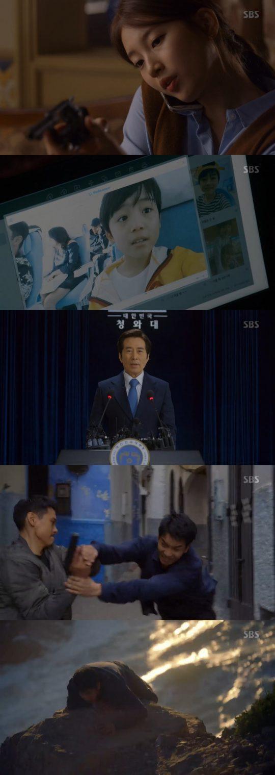 사진=SBS '배가본드' 방송 캡처