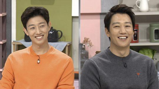 '냉장고를 부탁해'에 출연한 배우 강기영(왼쪽), 김래원./사진제공=JTBC