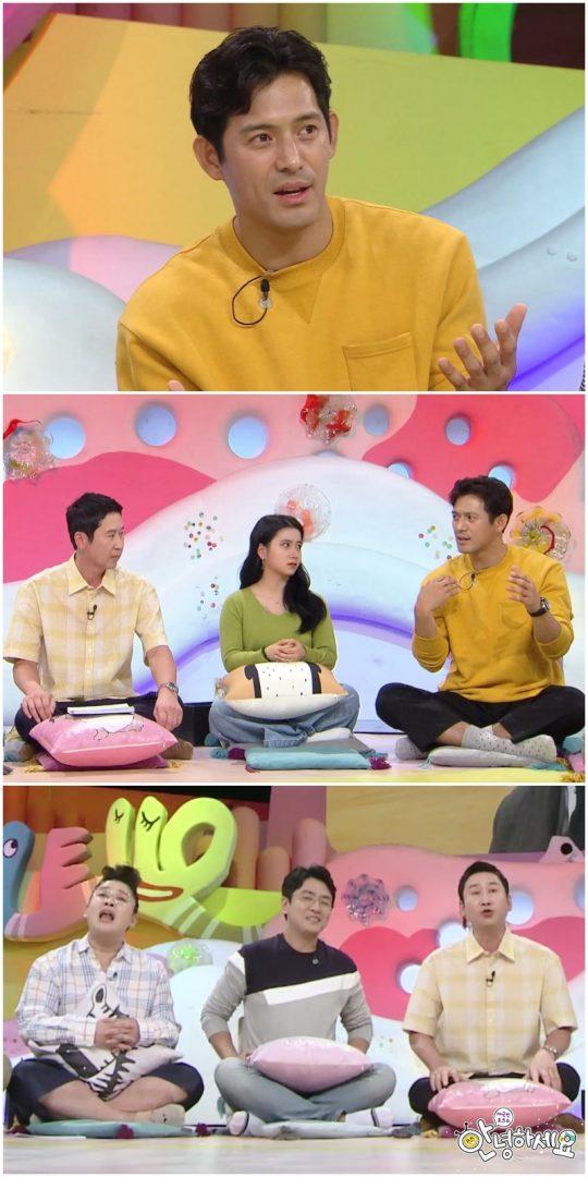 KBS 2TV '대국민 토크쇼 안녕하세요' 스틸컷. /사진제공=KBS