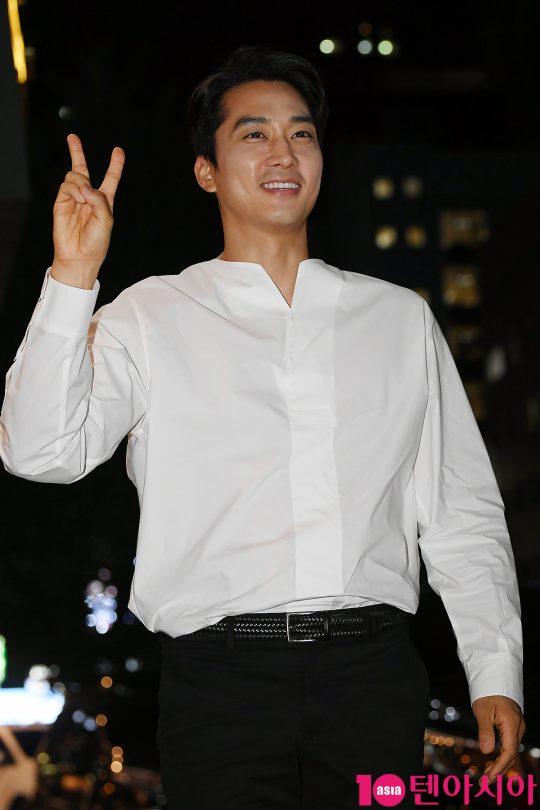 배우 송승헌