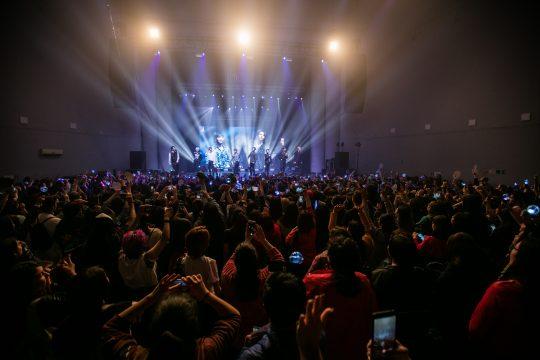 펜타곤, 월드투어 'PRISM' 남미 공연 '성황'…아시아·유럽 투어 잇는다