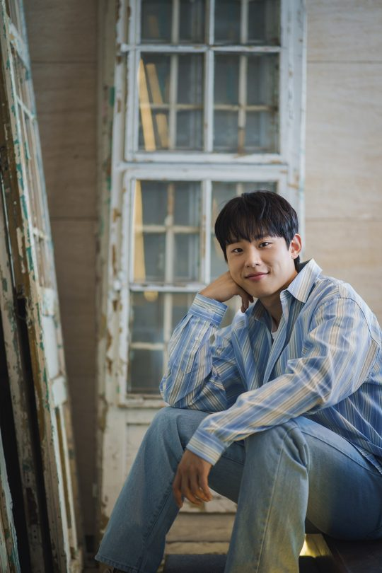 김성철은 오는 12월 4일부터 내년 2월 9일까지 공연되는 뮤지컬 '빅피쉬'에 출연한다. /사진제공=워너브러더스 코리아