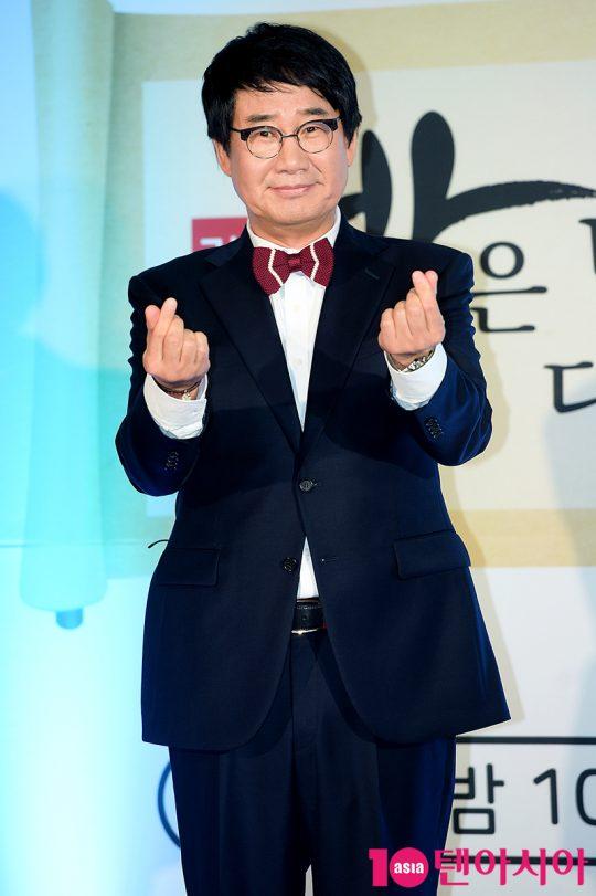 최양락은 김수미와 프로그램을 함께 하게 돼 영광이라고 출연 소감을 밝혔다. /서예진 기자 yejin@