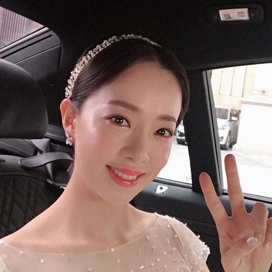 박은영 아나운서./ 사진=인스타그램