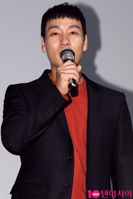 배우 박해수