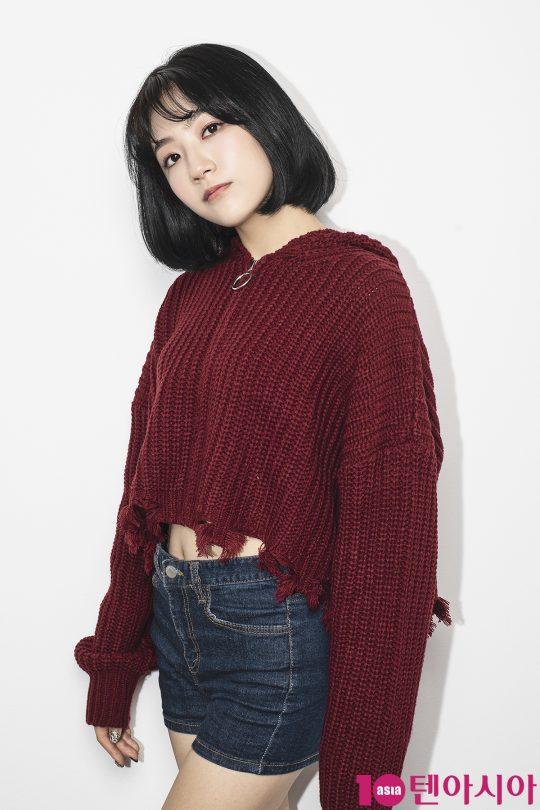 지난 27일 싱글앨범 '돌멩이'를 발표하며 공식 데뷔한 래퍼 하선호./ 이승현 기자 lsh87@