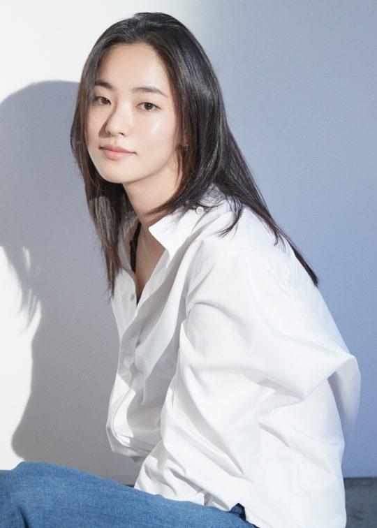 JTBC '멜로가 체질'에서 이은정 역으로 열연한 배우 전여빈. / 사진제공=제이와이드컴퍼니
