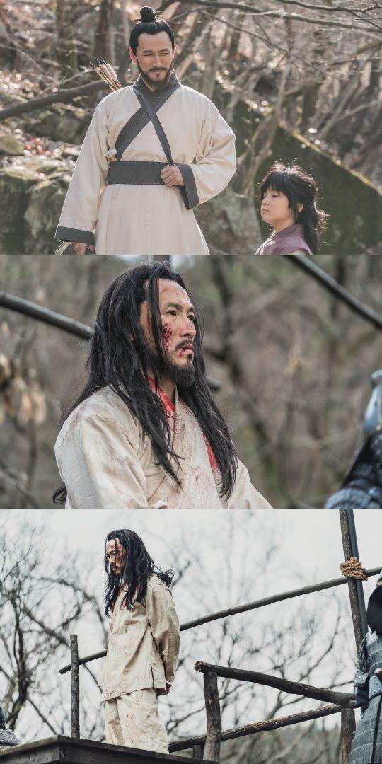 배우 유오성. / 제공=셀트리온엔터테인먼트, 나의나라문화전문유한회사